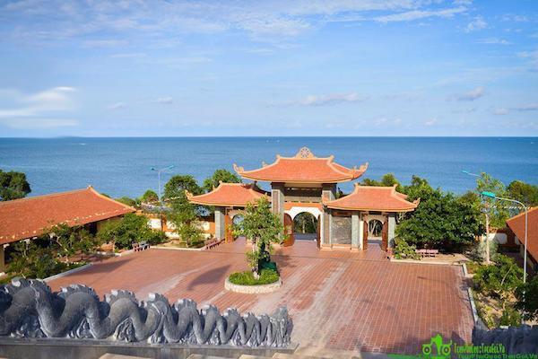 Chùa hộ quốc đảo Phú Quốc