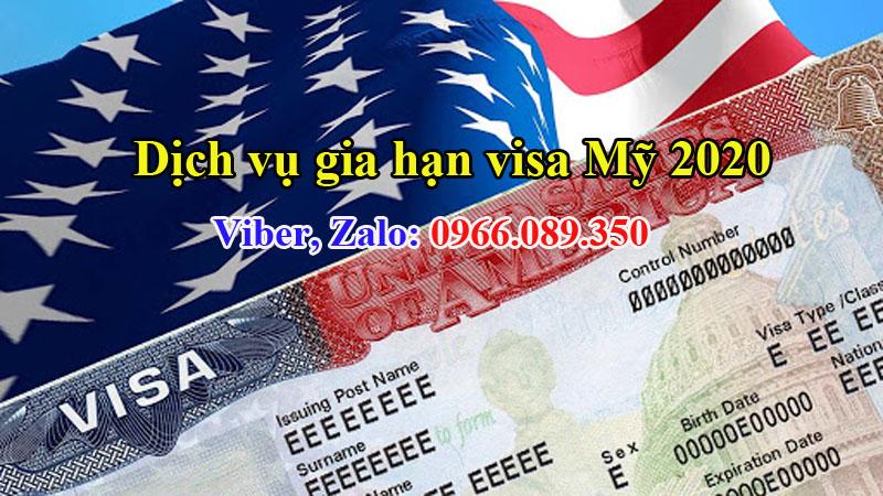 Dịch vụ gia hạn visa Mỹ tại TPHCM sau dịch Covid 19