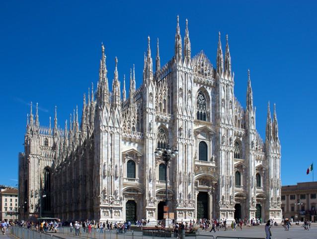 Nhà Thờ Gothic Duomo