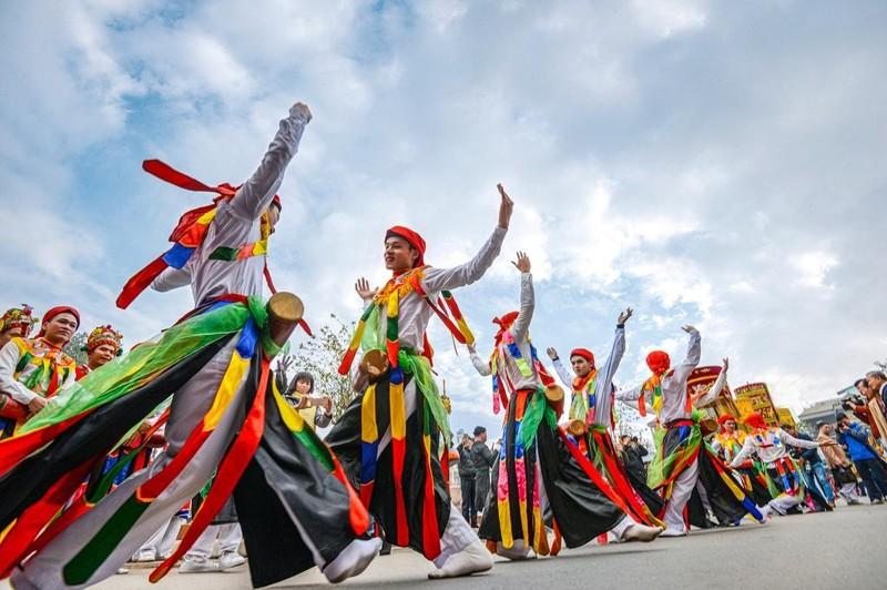 Ngắm bức ảnh đẹp mùa xuân trên quê hương Việt Nam 2021 4