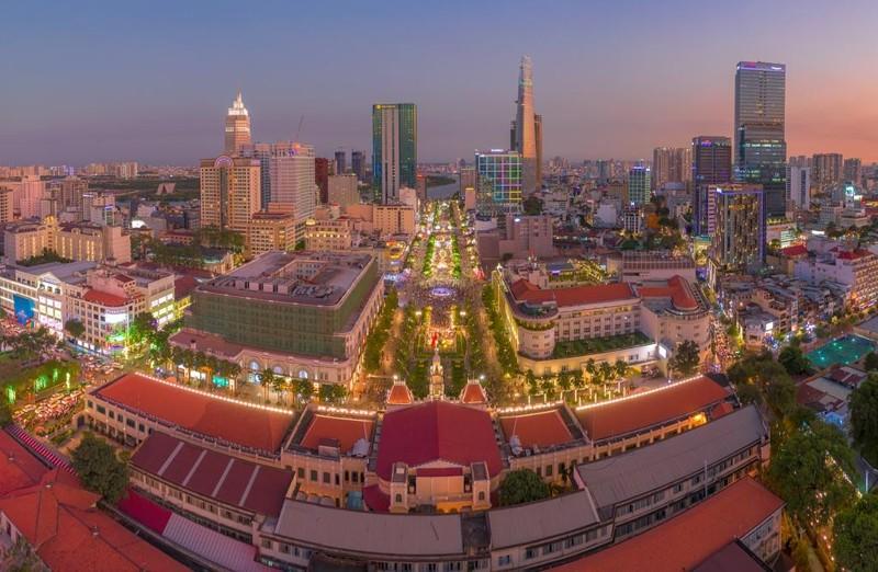 Ngắm bức ảnh đẹp mùa xuân trên quê hương Việt Nam 2021 6