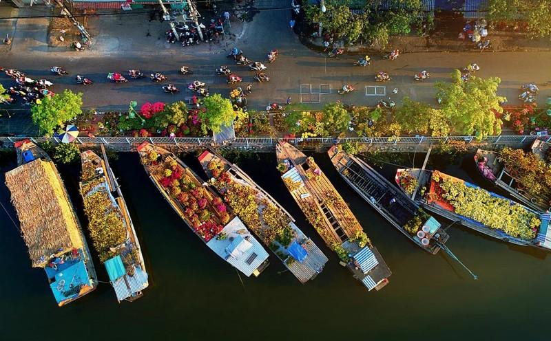 Ngắm bức ảnh đẹp mùa xuân trên quê hương Việt Nam 2021 7