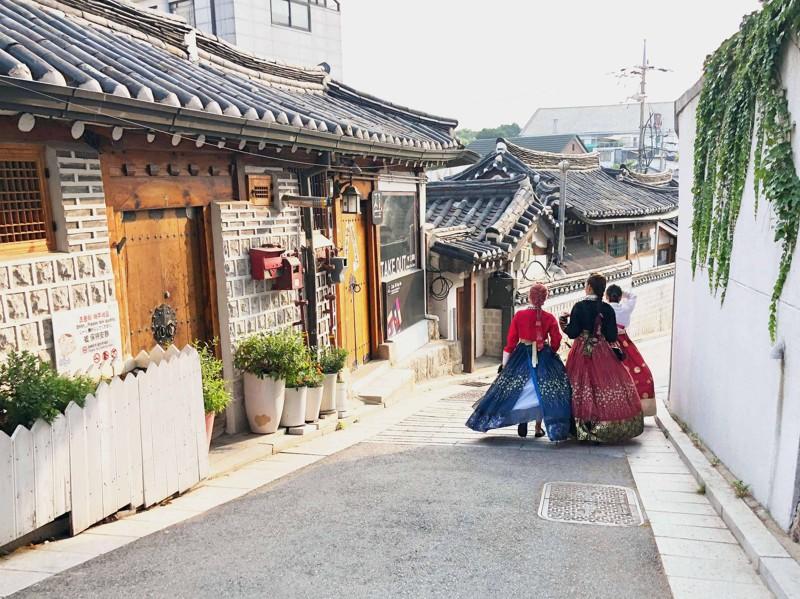 địa diểm du Lịch ở Seoul, Hàn Quốc 7