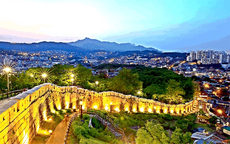 địa diểm du Lịch ở Seoul, Hàn Quốc 9