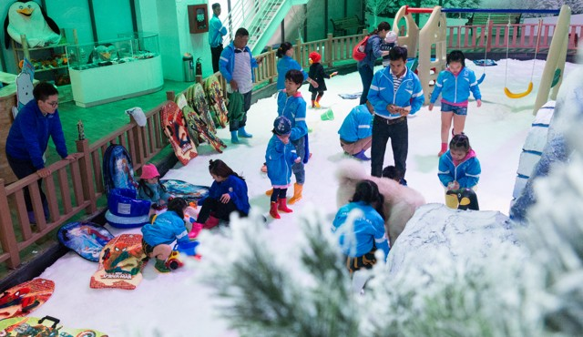 Một số địa điểm vui chơi ở TP.HCM dành cho gia đình 3
