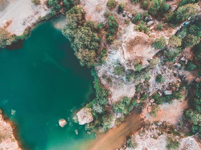Hồ Tà Pạ ở An Giang 2