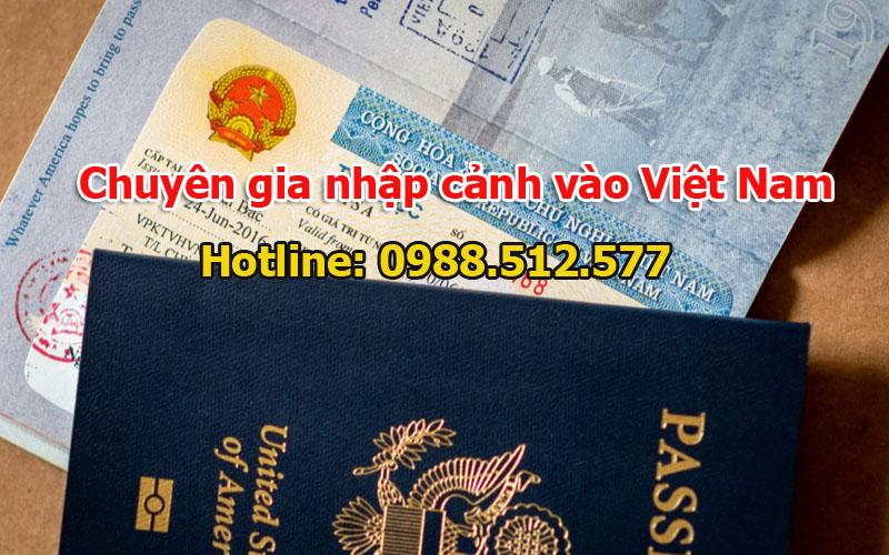 Hỗ trợ doanh nghiệp đưa chuyên gia nhập cảnh Việt Nam