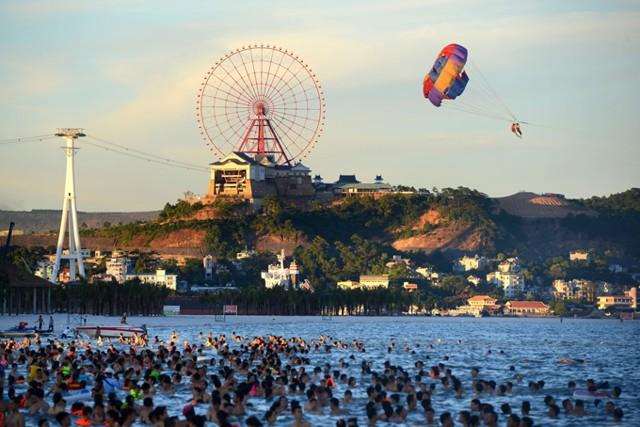 du lịch quảng ninh nên đi đâu - địa điểm vui chơi lý tưởng trong hè