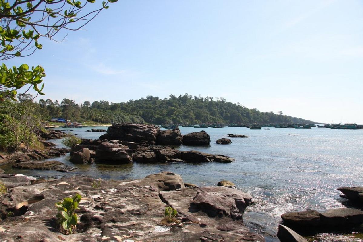 Mũi Gành Dầu Đảo Phú Quốc