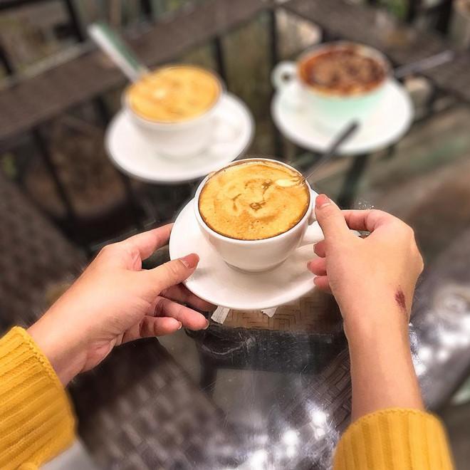Quán cà phê phố cồ Hà Nội