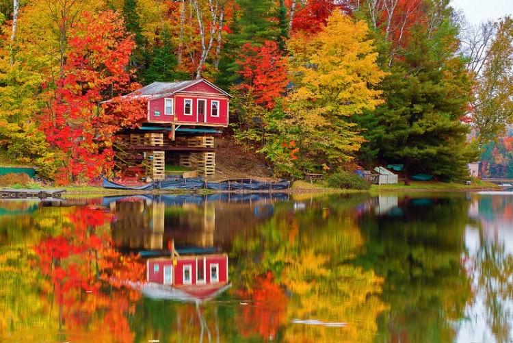 Top 10 địa điểm du lịch ngắm cảnh đẹp mùa thu ở Mỹ 9