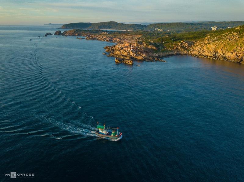 Top 12 địa điểm du lịch ở biển Phú Yên 3