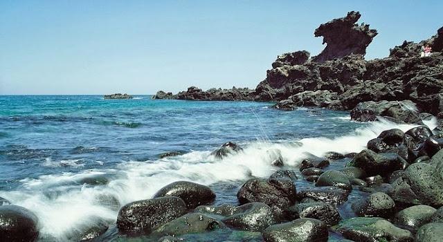 Đảo Đá đầu rồng - Hàn Quốc - Vietant travel