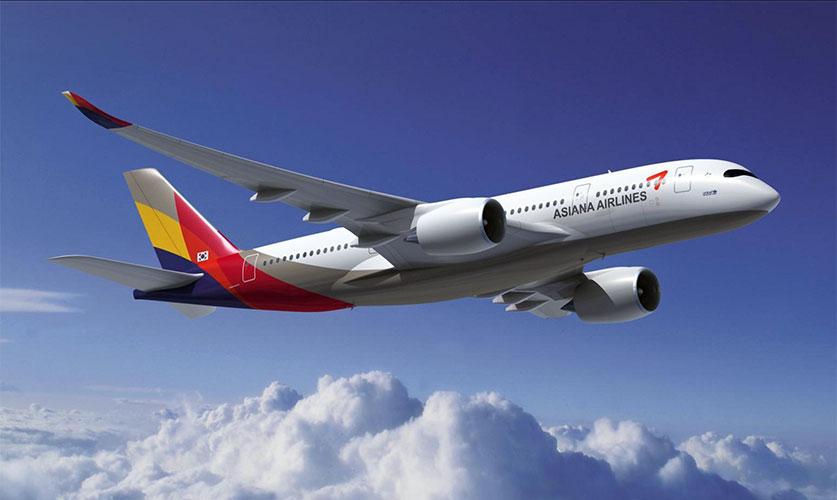 Bán vé máy bay từ Mỹ về Việt Nam của Asiana Airlines cho chuyên gia, hồi hương