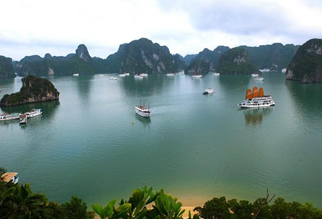 Top 20 địa điểm du lịch ở Vịnh Hạ Long